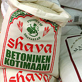 Betoninen kotimaani by Shava