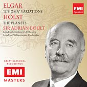 Elgar/Holst: Enigma & Planets by Various Artists