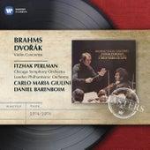 Brahms: Violin Concerto de Itzhak Perlman