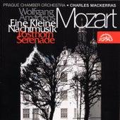 Mozart: Eine Kleine Nachtmusik & Serenade by Prague Chamber Orchestra