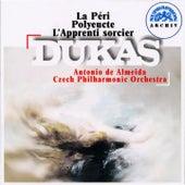 Dukas: La Péri, Polyeucte, L'Apprenti sorcier by Czech Philharmonic Orchestra