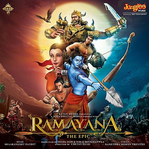 Ramayana The Epic by Various Artists