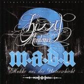 M.A.D.U. 3 - Mukke Aus Der Unterschicht di Bizzy Montana
