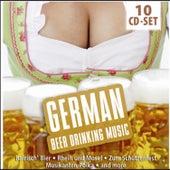 German Beerdrinking Music de Various Artists