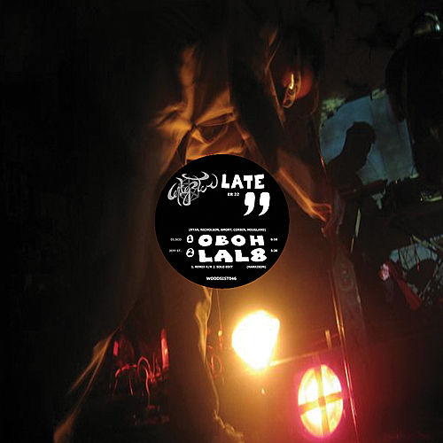 LATE + Tank Tapes by Excepter