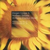Mozart: Piano Concertos 18 & 22 by Imogen Cooper