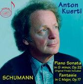 Anton Kuerti plays: Schumann: Piano Sonata in G Minor & Fantasie in C Major by Anton Kuerti