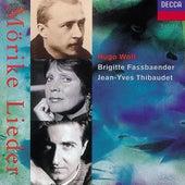 Wolf: Mörike-Lieder de Brigitte Fassbaender