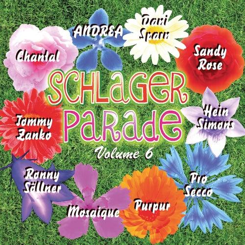 Schlagerparade Vol. 6 von Various Artists
