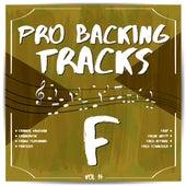 Pro Backing Tracks F, Vol.16 by Pop Music Workshop