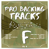 Pro Backing Tracks F, Vol.15 by Pop Music Workshop