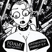 Antiquated Format - EP by Foamy The Squirrel