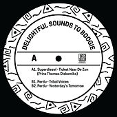 Delightful Sounds To Boogie 001 by Prins Thomas