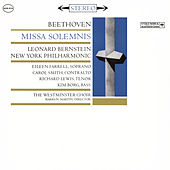 Beethoven: Missa Solemnis in D Major, Op. 123 (Remastered) by Leonard Bernstein, Hildegard Behrens, Peter Hofmann, Yvonne Minton, Bernd Weikl, Hans Sotin, Symphonieorchester des Bayerischen Rundfunks