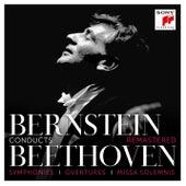 Bernstein Conducts Beethoven - Symphonies, Overtures & Missa Solemnis (Remastered) by Leonard Bernstein
