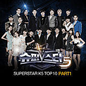 Superstark5 Top10, Pt. 1 de Various Artists