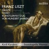 Liszt: Freude schöner Götterfunken von Beethoven -
