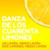 Danza de los Cuarenta Limones de Chalay, Tonino, Vitamina C, Kalidos, Soniquete, Channel, Belmonte, La Tribu