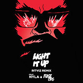 Light It Up (feat. Nyla & Fuse ODG) [Ritviz Diwali Edition] de Major Lazer