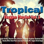 Tropical Reggae Playlist, Vol. 1 de Various Artists