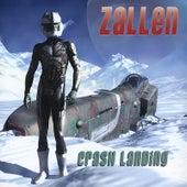 Crash landing by Zallen