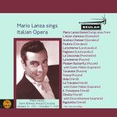 Mario Lanza Sings Italian Opera by Mario Lanza