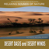 Desert Oasis and Desert Winds (Sounds of Nature) de Healing Sounds for Deep Sleep and Relaxation