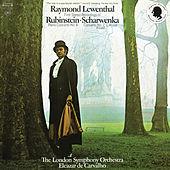 Rubinstein: Piano Concerto No. 4, Op. 70 - Scharwenka: Finale to Piano Concerto No. 2, Op. 56 by Raymond Lewenthal