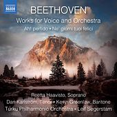 Beethoven: Vocal Works van Turku Philharmonic Orchestra