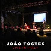 Live in Italy de Diogo Fernandes João Tostes