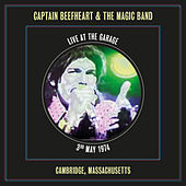 Live at the Garage von Captain Beefheart