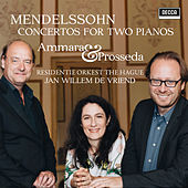 Mendelssohn: Concertos For Two Pianos MWV O 5 and 6 by Roberto Prosseda