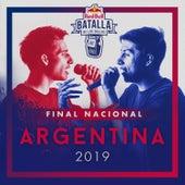 Final Nacional Argentina 2019 de Red Bull Batalla de los Gallos