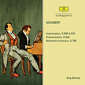Schubert: Impromptus, Klavierstücke, Moments Musicaux von Jörg Demus