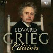 Grieg Edition, Vol. 1 von Various Artists