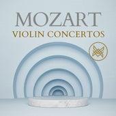 Mozart: Violin Concertos von Various Artists