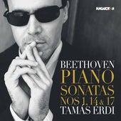 Beethoven: Piano Sonatas Nos. 1, 14 & 17 de Tamas Erdi