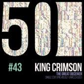 The Great Deceiver (KC 50, Vol. 43) von King Crimson