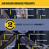 Jan Douwe Kroeske presents: 2 Meter Sessions, Vol. 11 von Various Artists