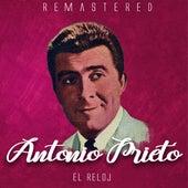 El reloj de Antonio Prieto