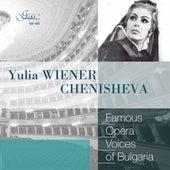 Famous Opera Voices of Bulgaria: Julia Winer-Chenisheva von Yulia Wiener-Chenisheva