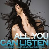 All You Can Listen (100 House Tracks, Long Playing Edition) de Various Artists