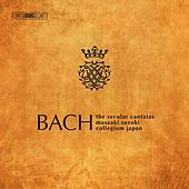 Bach: The Secular Cantatas by Bach Collegium Japan