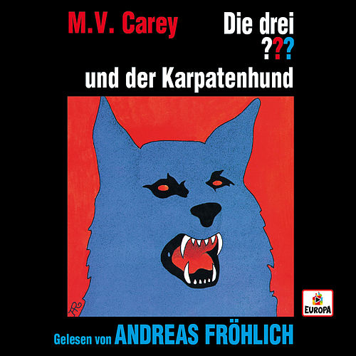 Andreas Fröhlich liest...und der Karpatenhund von Die drei ???