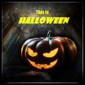This is Halloween von Estelle Brand, Alba, Anne-Caroline Alba, Rick Jayson, Sharkson, Maxence Luchi, Remix DJ, Hubdy, Anne-Caroline Joy, Samy, Joanna, Evodia Sanchez
