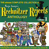 Rechnitzer Rejects, Vol. 1 by Rechnitzer Rejects