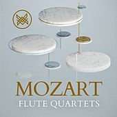 Mozart: Flute Quartets de The Nash Ensemble