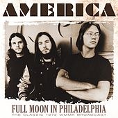 Full Moon in Philadelphia di America