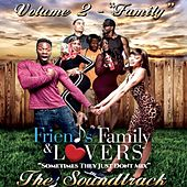 Friends, Family, and Lovers (Original Motion Picture Soundtrack) de Various Artists