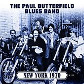 New York 1970 by Paul Butterfield